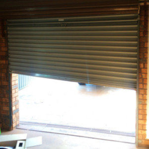 Lack of Garage Door Servicing