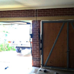 Garage Door Wont Close